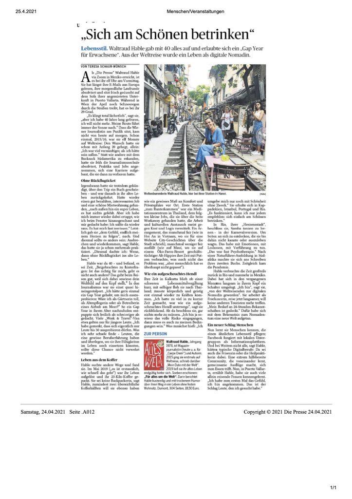 Die Presse-PDF